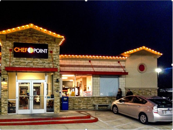 Chef Point Bar and Restaurant Added to Tarrant Event Center Catering and Food Truck Options