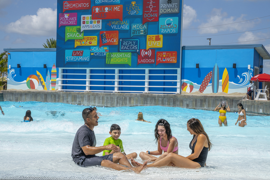 Island H2O Water Park Reopens March 13