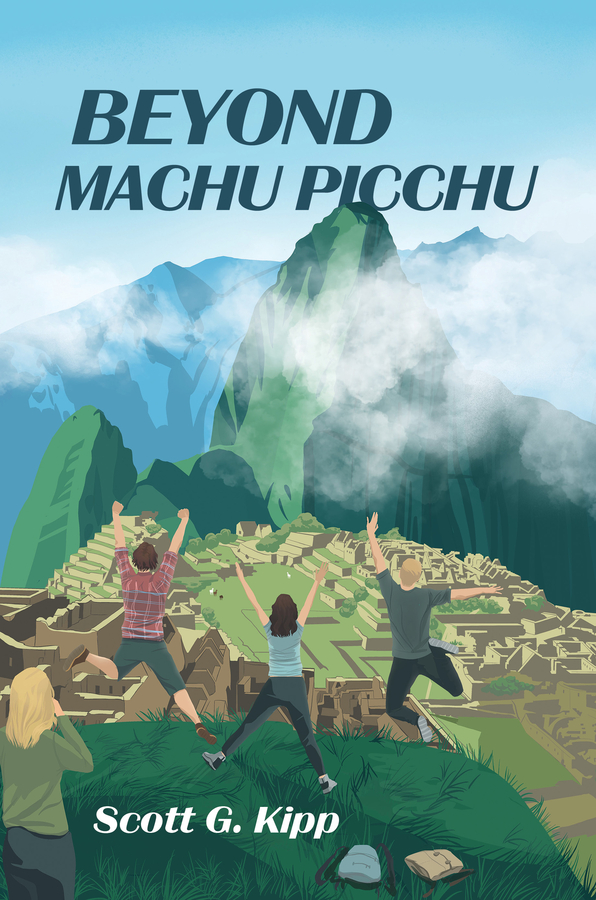 Novel Released about Adventures in Andes near Machu Picchu