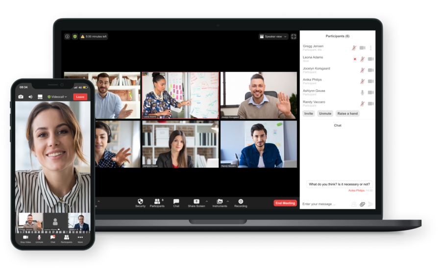 VideoMost 8.0 New Release: Genuine On-premise Video Conferencing Server for Businesses & Governments