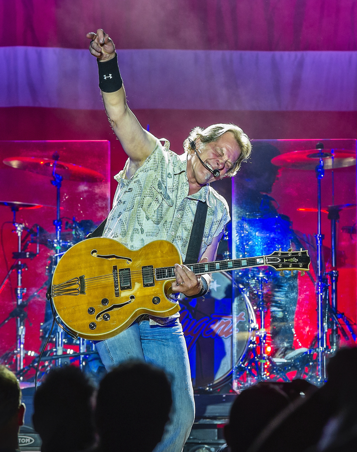 Ted Nugent Guns, Guitars & Hot Rod Cars Auction
