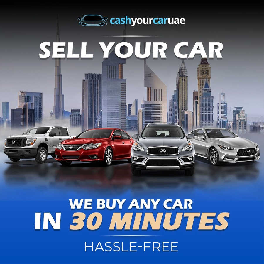 Cash Your Car UAE is Making it Easier to Sell a Car in Dubai during COVID-19