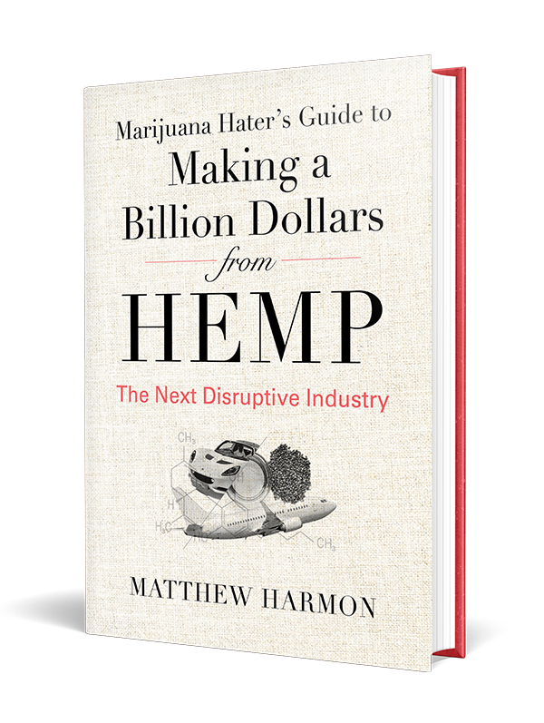 America Missing out on an Untapped $1 Trillion Industrial Hemp Market, Author Says