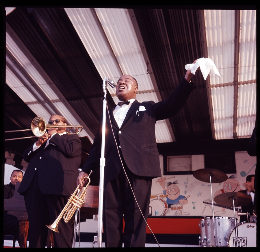 Columbia University's Center for Jazz Studies, in conjunction with The Louis Armstrong Educational Foundation, Presents THE LOUIS ARMSTRONG INTERNATIONAL CONTINUUM