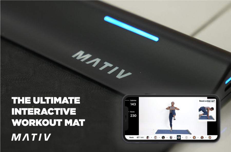 Interactive Smart Mat, MATIV