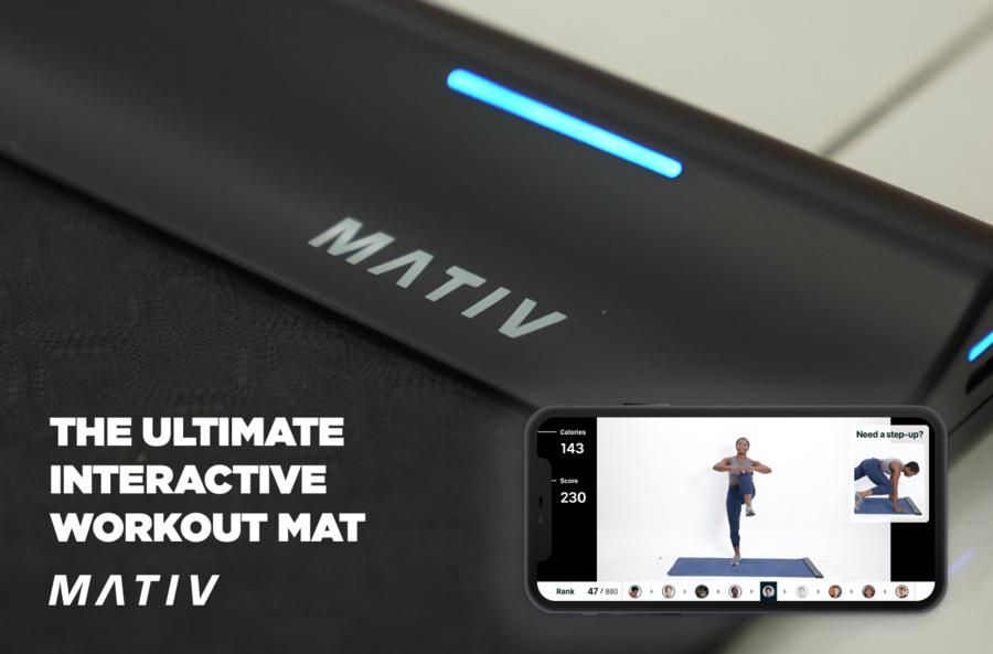 Interactive Smart Mat, MATIV