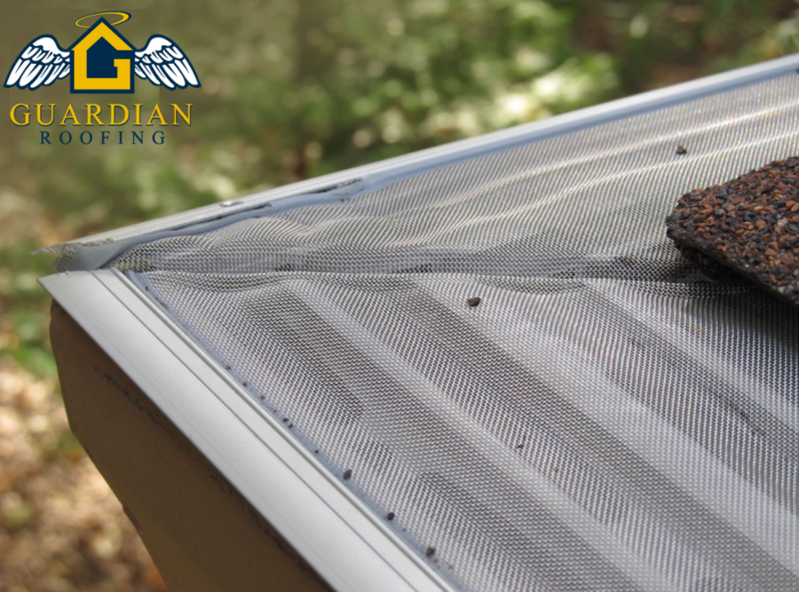 Guardian Roofing and Pest Control Announces New Gutter Protection Service