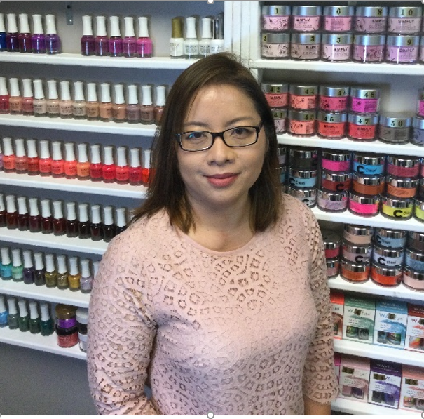 Nail Artist Christine Tran Opens Polish Nails in Grapevine TX at Salon and Spa Galleria