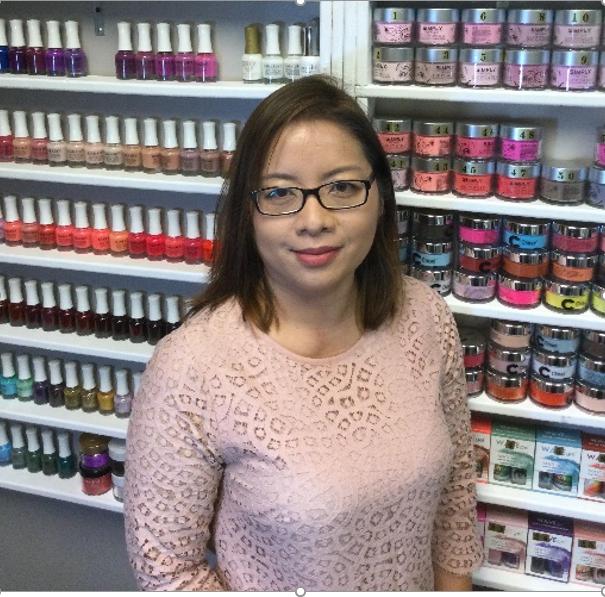 Nail Artist Christine Tran Opens Polish Nails in Grapevine TX at Salon and Spa Galleria