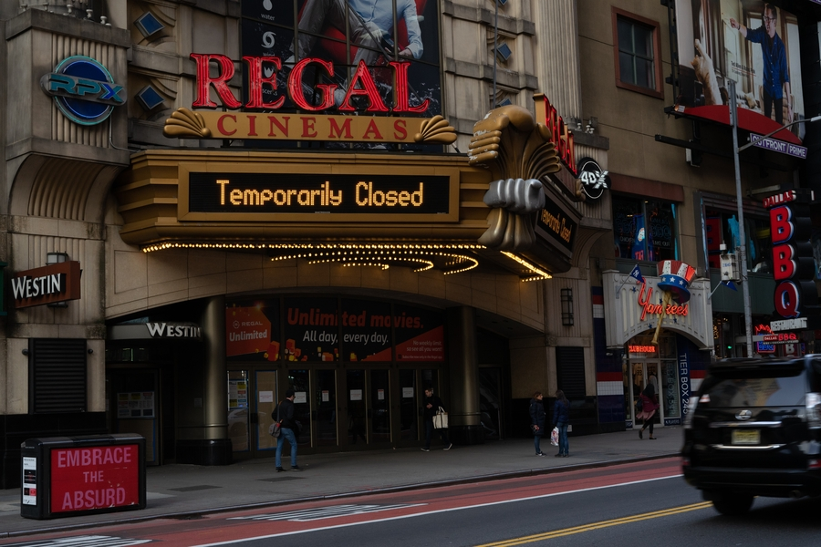 Is There a Chance that Theaters Will Finally Reopen in 2021?