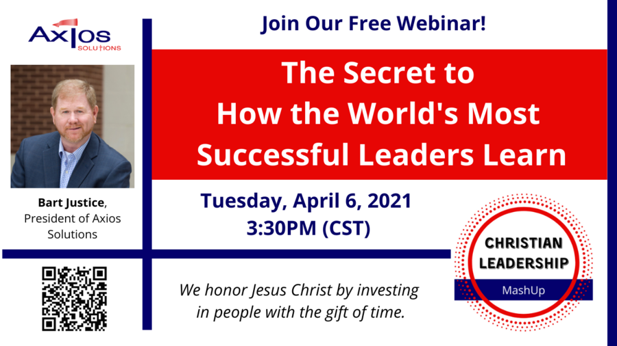 Free Webinar Helps Leaders Learn Differently
