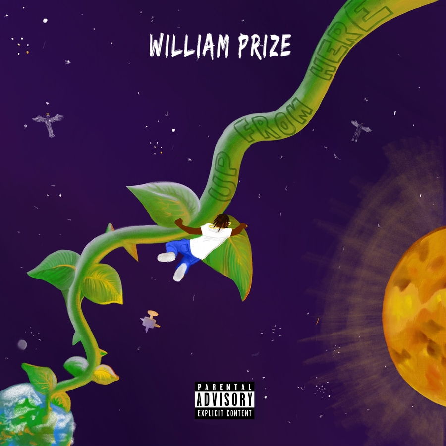 Up & Coming Hip-Hop Rapper William Prize Releases Dope Album: Up From Here