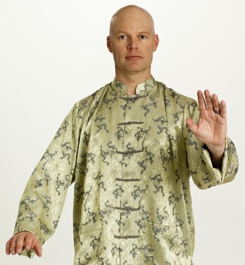 Tai Chi: Healing Exercise, Medicine in Motion