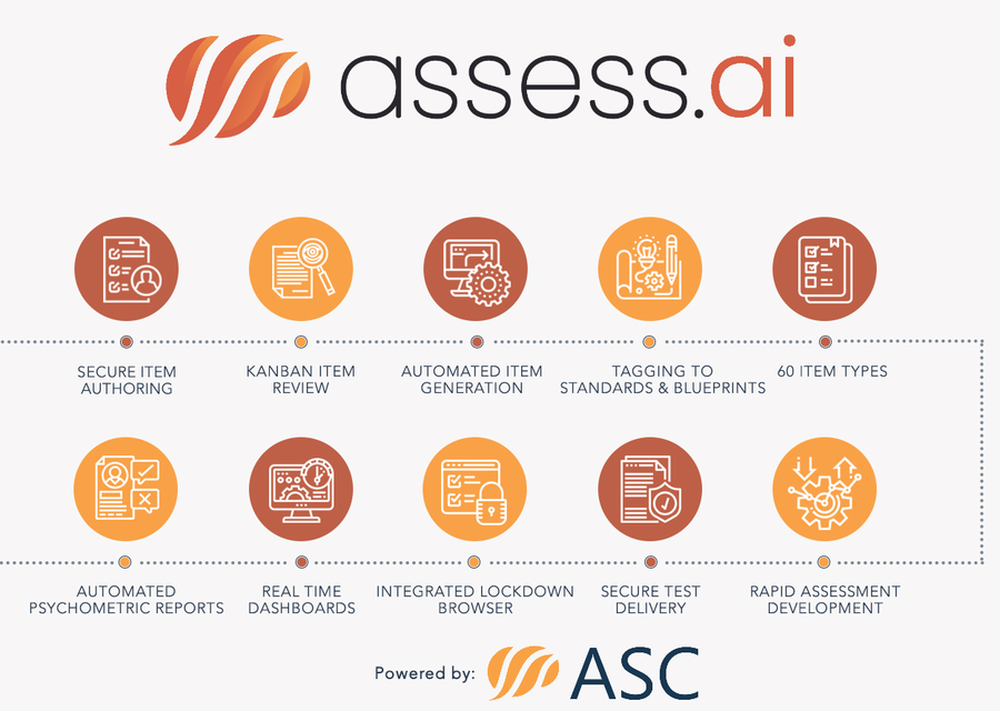 Assess.ai, The Next-Generation Assessment Platform from ASC, Named as a Finalist in the 2021 EdTech Awards