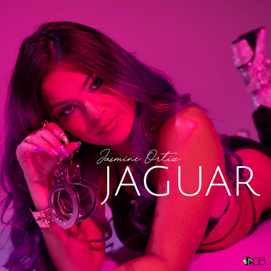 "Jasmine Ortiz Enjoys an Adrenaline Rush With Her Next Hit Single ""Jaguar"" Being Released 4/23/21"