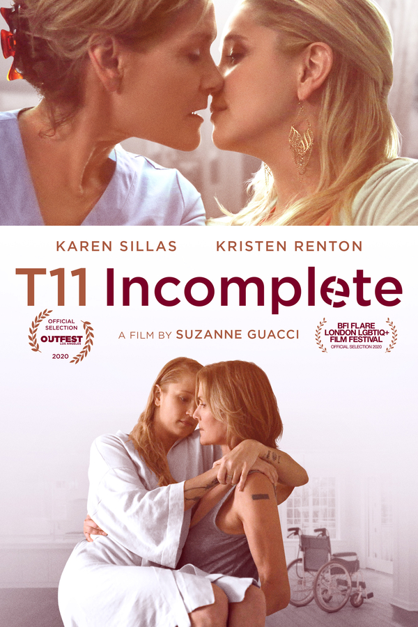 Writer/Director Suzanne Guacci Tackles Diversity & Inclusion in Hollywood with LGBTQI/Disability Film T11 Incomplete