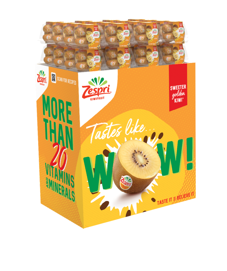 Plan Retail Promotions With The Sweeter, Golden Kiwi Season Start