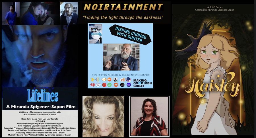 Noirtainment Productions Launches Animation and Audio Divisions