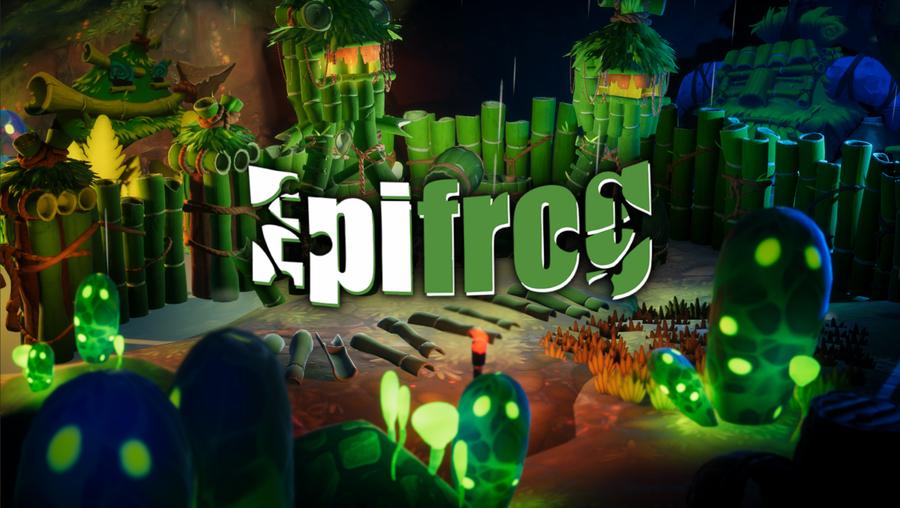 Epifrog – Official Trailer Indie Game Sneak Peek 2021