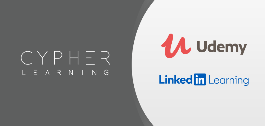 CYPHER LEARNING releases integration with LinkedIn Learning and Udemy for its learning platforms NEO and MATRIX