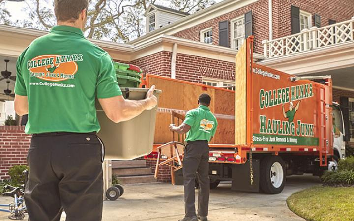 Flex Your Earning Potential With College Hunks Hauling Junk And Moving®