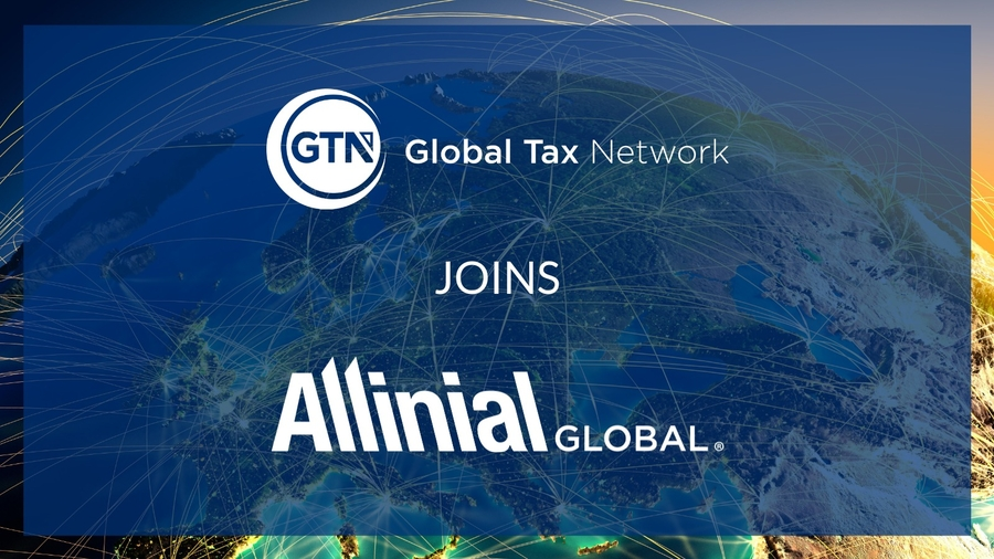 Global Tax Network Joins Allinial Global