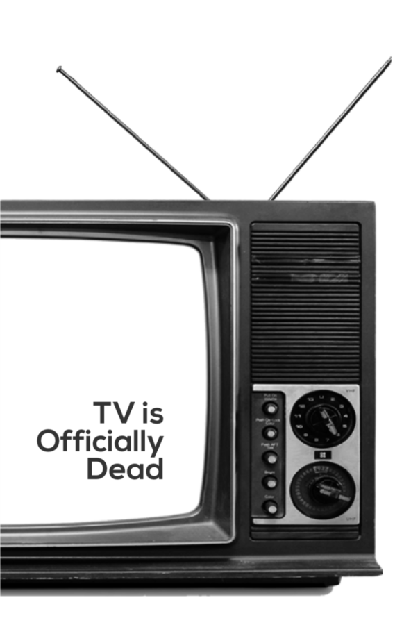 TV, as you remember it, is Dead