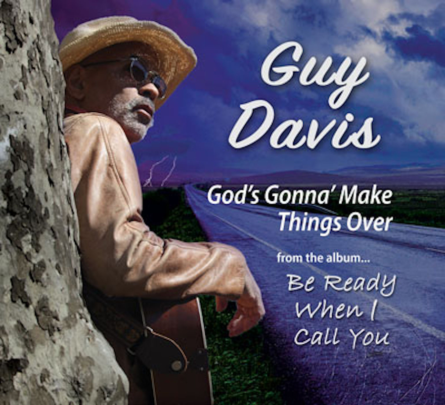 "The Ambassador Of The Blues, Guy Davis To Release The Video ""God's Gonna Make Things Over"" On May 14 Which Revisits The 1921 Tulsa Race Massacre"