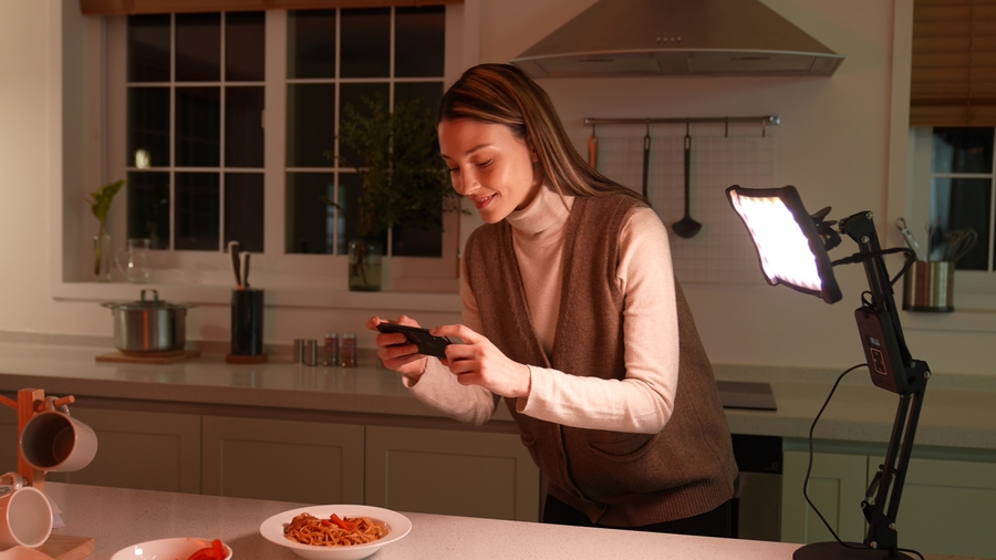 Flexible Magnet-Type LED Light
