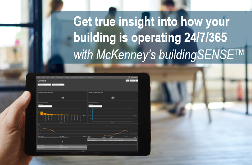 Introducing McKenney's buildingSENSE