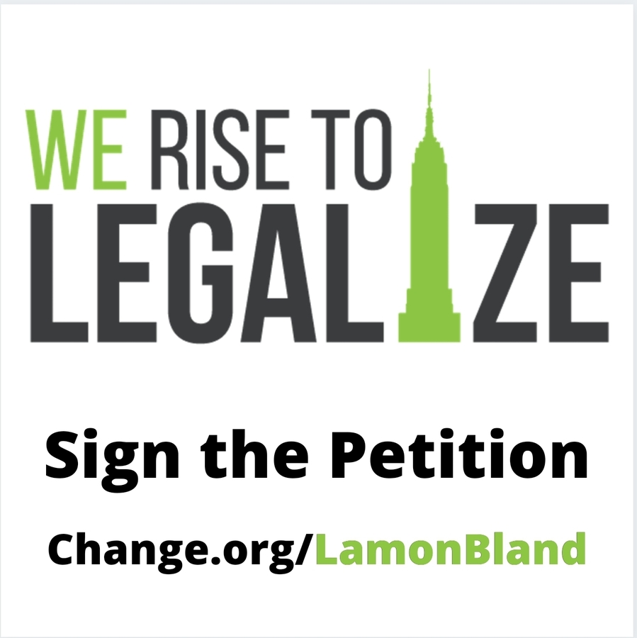 We Rise To Legalize calls for independent oversight to monitor the conviction review of an investigation, arrest, & indictment brought by the Manhattan District Attorney's Office against LaMon Bland