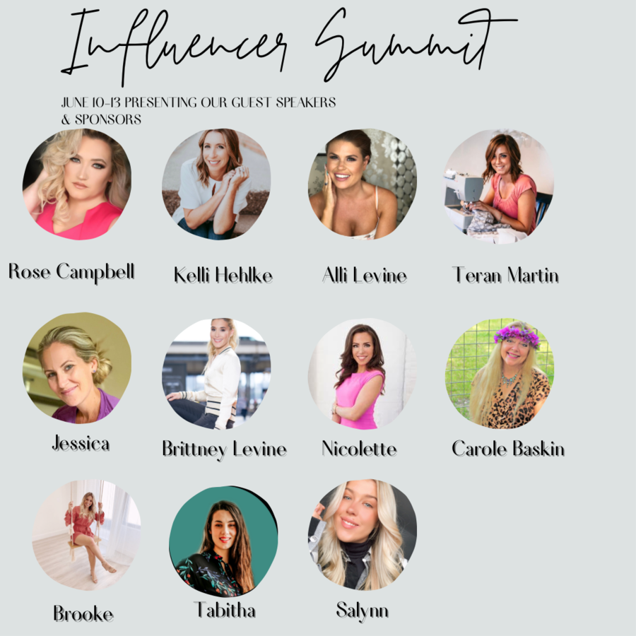 Influencer Summit 2021- Influencer Event Of The Year