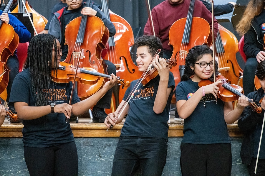 Paterson Music Project to Receive $15,000 Grant from the National Endowment for the Arts