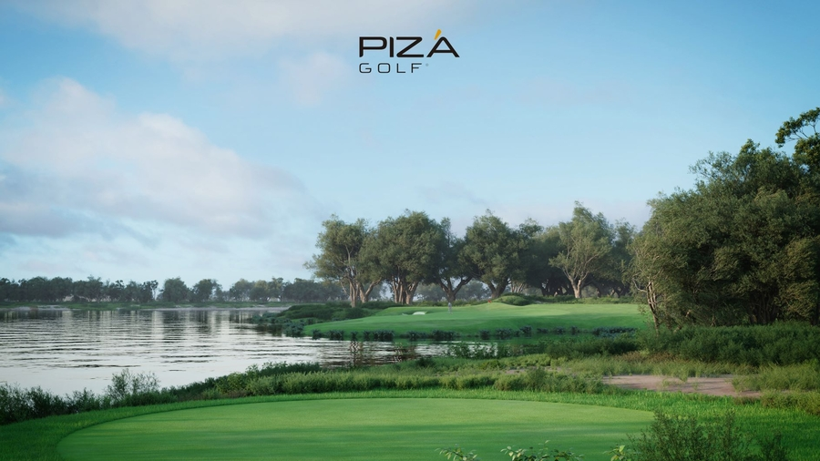 "Pizá Golf Presents its Award-Winning ""Ranch"" Multi-Purpose Golf Course Project"