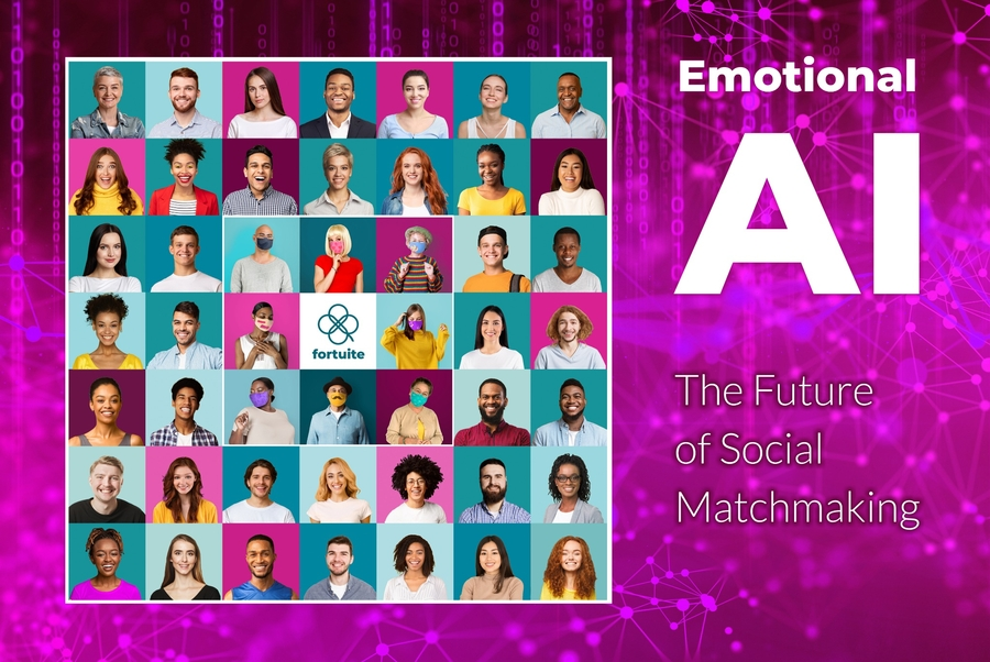 Swiss Start-up fortuite™ Develops Patent-Pending Emotional AI-based Technology to Revolutionize Social Matchmaking