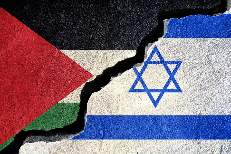 ANIL UZUN Speaks Out on Israel-Palestine Crisis