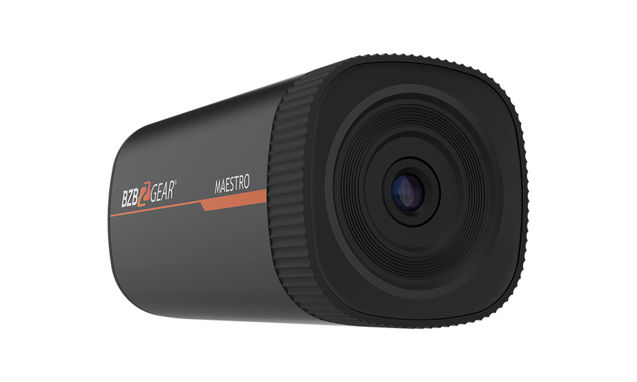 BZBGEAR® Auto-Tracking ePTZ Camera MAESTRO Takes the Lead with Instructors