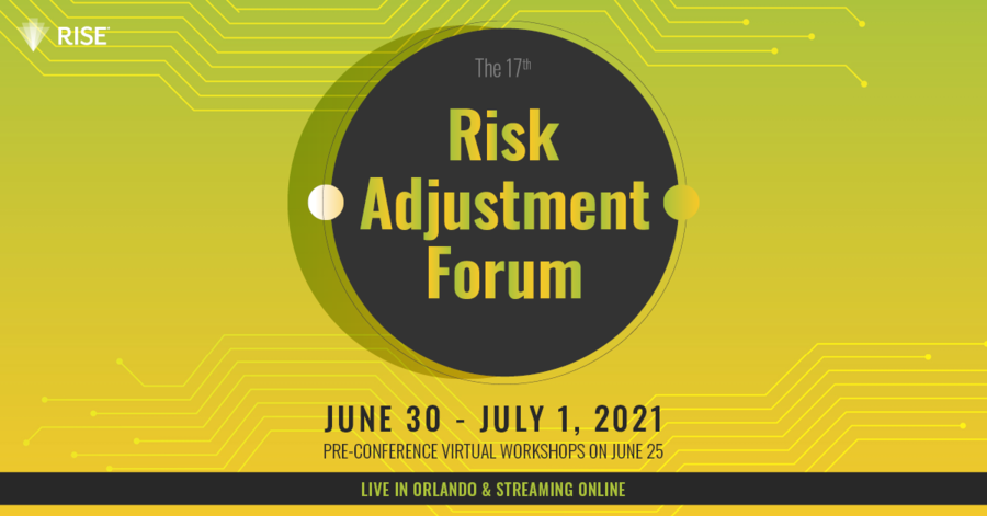 Exclusive Panel from the Centers for Medicare & Medicaid Services to Speak at RISE's 17th Risk Adjustment Forum