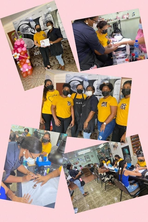 NSI Nails Guyana and Lexann's Nail Creations to Continue the Next Wave of Workshops