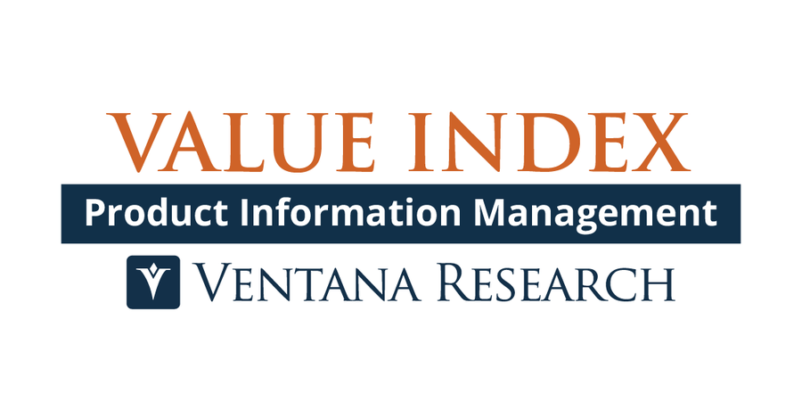 Ventana Research Releases Product Information Management Value Index