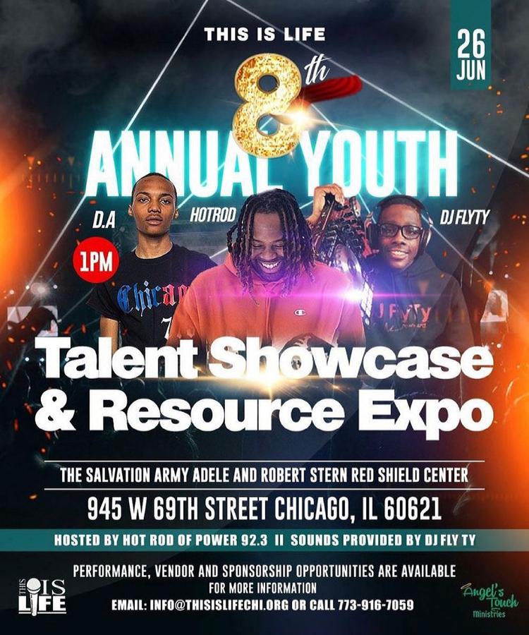 Mother & Son Duo Announce This Is Life 8th Annual Youth Talent Showcase & Resource Expo