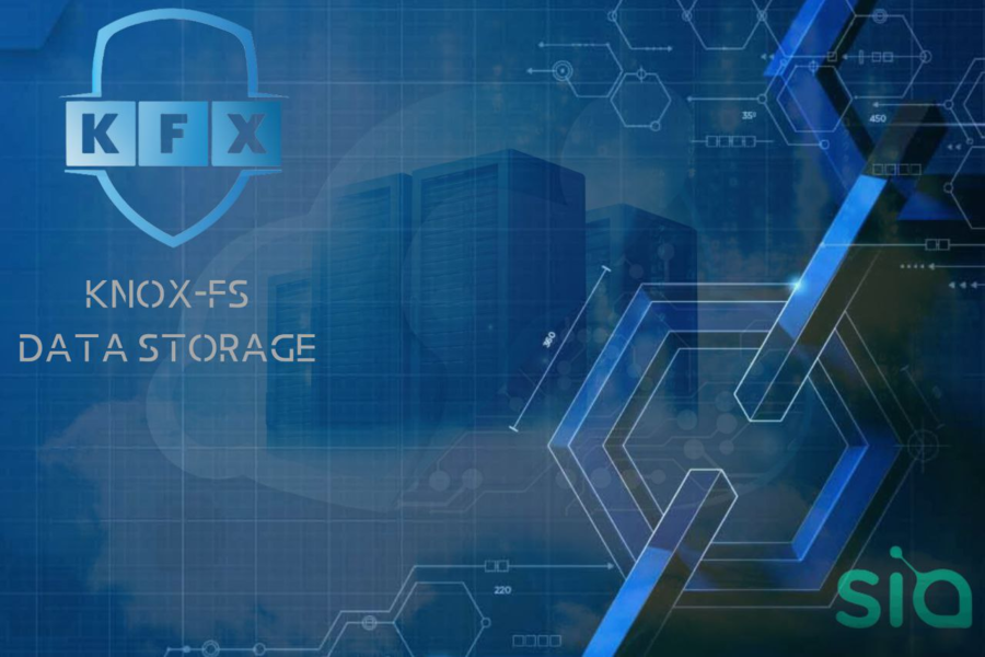 KnoxFS | Leveraging the Blockchain and Distributed Storage Systems to Build a Decentralized Storage Solution