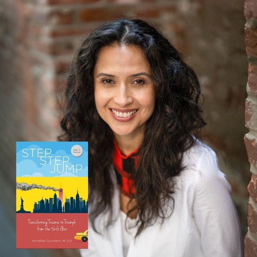 9-11 Survivor Releases Her Bestselling Memoir!