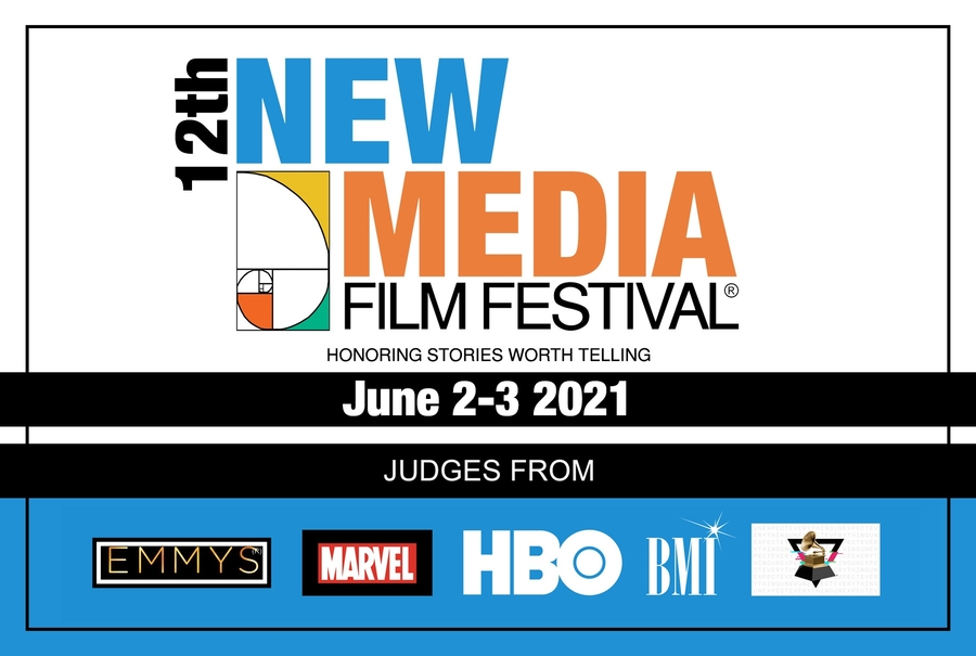 Bring The Top New Media Films & Creators into your home June 2 & 3 – Experience VR, Networking, Screenings, Q & A, Awards, Live Music at 12th New Media Film Festival®