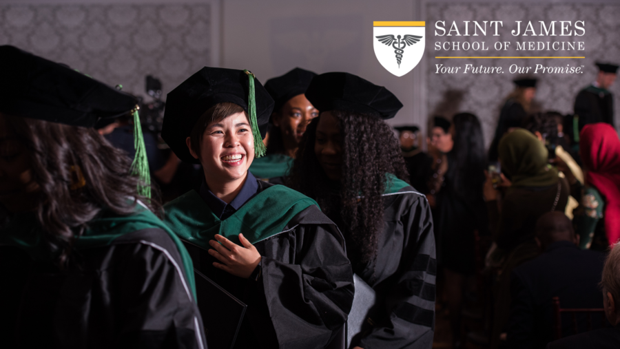 Saint James School of Medicine Announces Its Virtual Graduation To Celebrate Its Students Success in the Face Of Covid-19