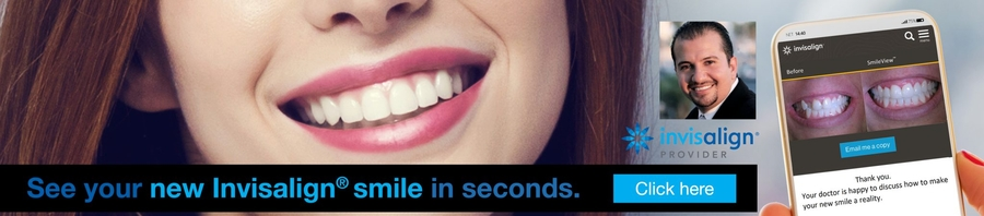 Huntington Beach Cosmetic Dentist, Dr. Rassouli, Offers Invisalign Treatment for as low as $1995