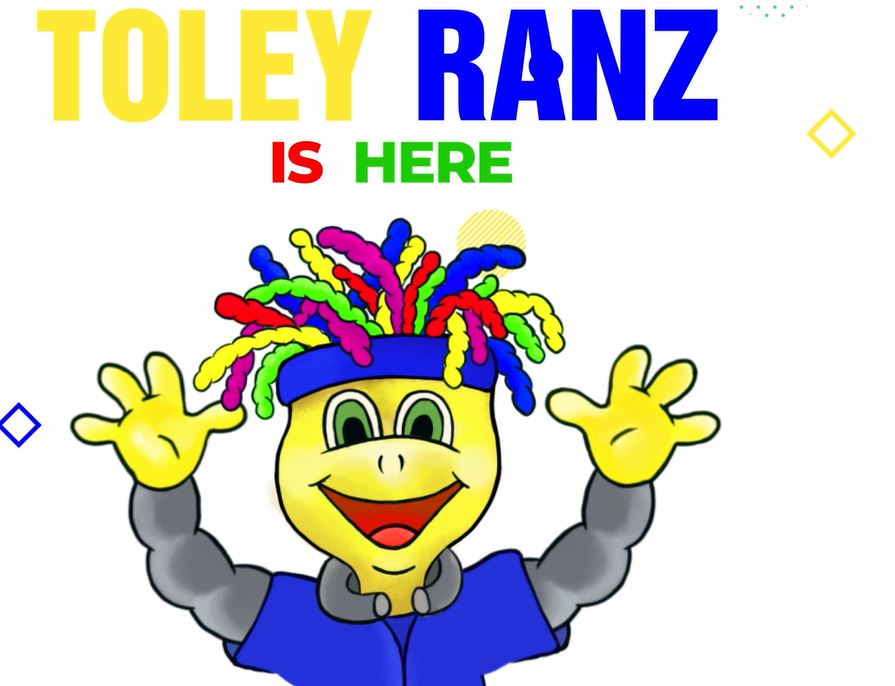 TOLEY RANZ, The Most Remarkable Kids' Educational Entertainment Solution For Lingering And Challenging COVID 'left-over' Situations, Urging Everyone to 'Stop Complaining, Get Involved'