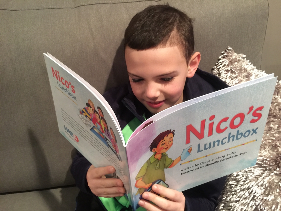 New Children's Book Series Helps Kids Cope with Ultra-Rare Chronic Condition