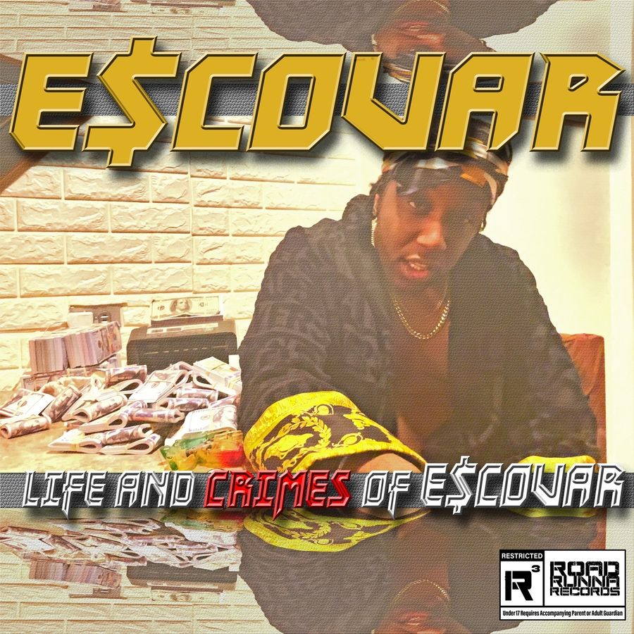 Escovar Celebrates his Freedom with Dope Boy Music for the Streets