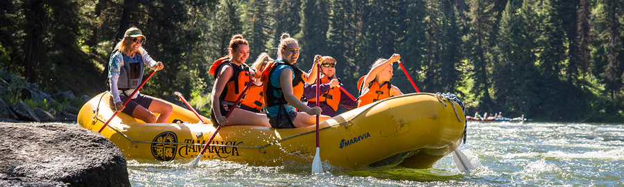 Idaho Is The New Whitewater Rafting Adventure Destination